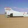 猎犬号LSR车载视频显示628 MPH沙漠试车